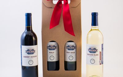 Ford's wine is perfect for any holiday celebration