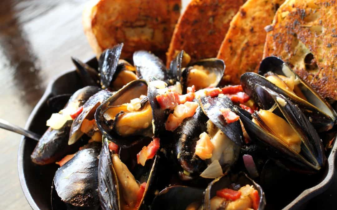 First Day of Ford's Christmas – Angry Mussels