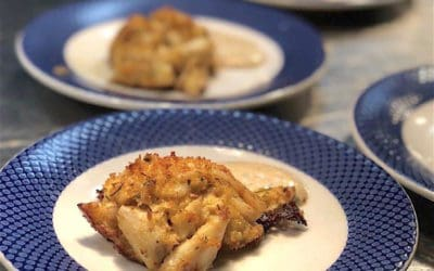 Ninth Day of Ford's Favorites – Crab Cakes