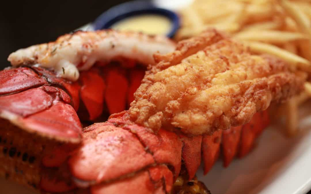 Second Day of Ford's Favorites – Fried Lobstah Tails