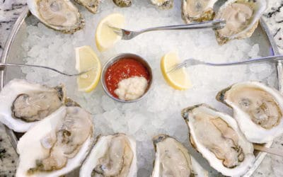 Eighth Day of Ford's Favorites – Wicked Pissah Oysters