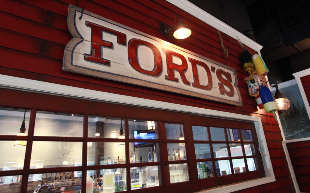 Ford's Fish Shack's Update on Coronavirus