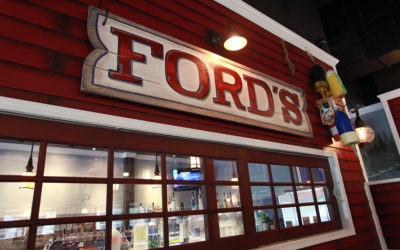 Ford's Fish Shack's Update on Coronavirus